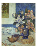 Still Life with a Mandolin  1885
