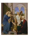 The Holy Family  1810/11