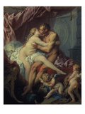 Hercules and Omphale  1730