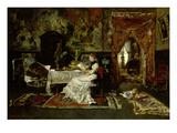 Parisian Interieur  1877