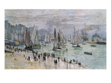 Port De Mer (Le Havre)  1874