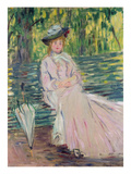 In the Park  1878