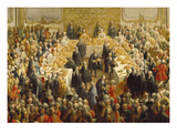 Banquet (Schoenbrunn) Detail