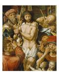 Die Verspottung Christi  1544