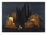 The Isle of the Dead (First Version)  1880