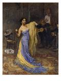 Portrait of the Dancer Marietta Di Rigardo  1904