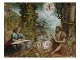 Die HllJohannes Evangelist Und Johannes DTaeufer