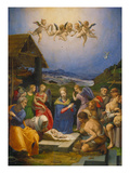 Adoration of the Shepherds  1530