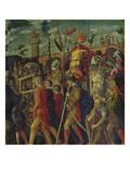 Triumphzug Caesars (Kopie Nach GiocDondi) Bild Vi