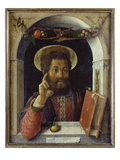 St Mark the Evangelist  about 1450