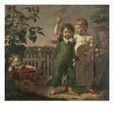 The Hulsenbeck Children  1805/06