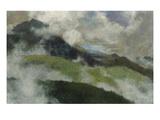 Aufsteigende Nebel  1903