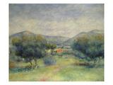 Landschaft Bei Toulons