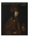 Duke Ludwig Iv  the Bavarian (1283-1347)