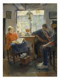 Sunday Afternoon  1891