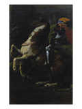 "Triptych ""The Three Horsemen""  Right Panel: St George  1885/1887"