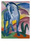 Blaues Pferd I  1911