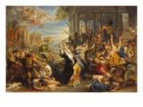 Massacre of the Innocents  about 1636/38