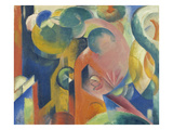Small Composition Iii  1913/1914