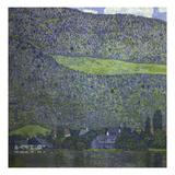 At Lake Attersee  1915