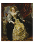 Helene Fourment Dressed as a Bride  about 1630/31