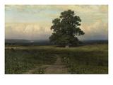 Mitten in Der Weite  1883