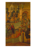 The Entry into Jerusalem  1308-11