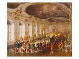Gala Dinner in the Castle Schoenbrunn