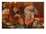A Tax Collector with His Wife  1538