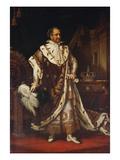 Portrait of Maximilian I  King of Bavaria  1822