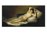 The Naked Maja  1798-1803