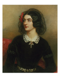 Portrait of Lola Montez (1820-1861) Painted 1847