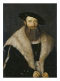 Portrait of Duke Ludwig X of Bayern-Landshut