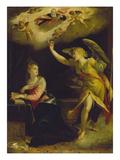 Annunciation  1605