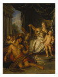 Hercules and Omphale  1731