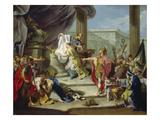 Opferung Der Polyxena  um 1737