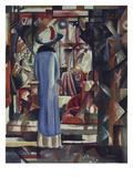 Grosses Helles Schaufenster  1912