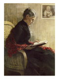 Portrait of the Artist's Mother  1902