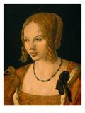 Half-Length Portrait of a Young Venetian  1505