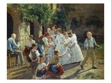 Am Fronleichnamsmorgen  1857