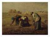 The Gleaners (Les Glaneuses)  1857