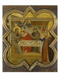 The Death of the Knight of Celano  about 1340
