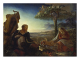 Rest on the Flight into Egypt  1805/06