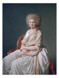 Marquise De Sorcy De Thelusson  1790