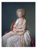 Marquise De Sorcy De Thelusson  1790