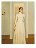 Marguerite  the Artist's Sister