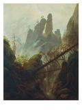 Rocky Gorge  1822/23