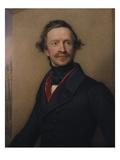 King Ludwig I of Bavaria  Half-Portrait  1841