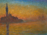 Venice by Twilight  1908