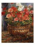 Flowers in a Brazen Vessel  1880